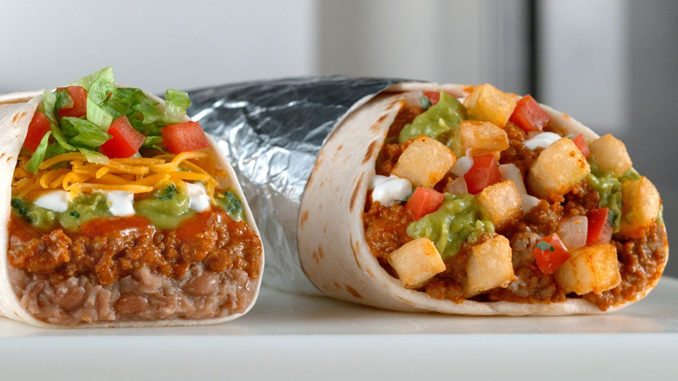 Del Taco Launces New Beyond 8 Layer Burrito And New Epic Beyond Cali Burrito