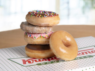 Free Doughnut Giveaway At Krispy Kreme On June 7, 2019