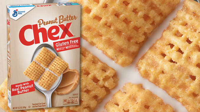 General Mills Introduces New Peanut Butter Chex Cereal
