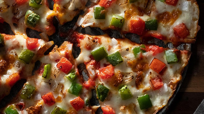 Jet's Pizza Introduces New Seasoned Cauliflower Crust