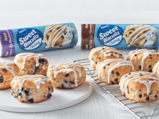 Pillsbury Introduces New Place And Bake Brownies And New Pillsbury Sweet Biscuits With Icing
