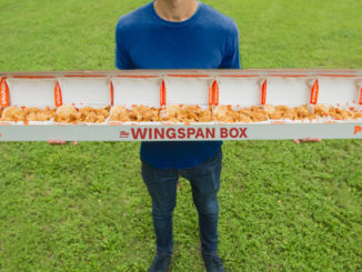 Popeyes Launches New 82-Inch Wingspan Box Exclusively At One Location In New Orleans