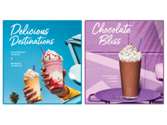 The Coffee Bean & Tea Leaf Pour 3 New Summer Ice Blended Drinks