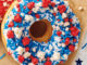 Tim Hortons Launches New Fireworks Donut To Celebrate The Fourth Of July