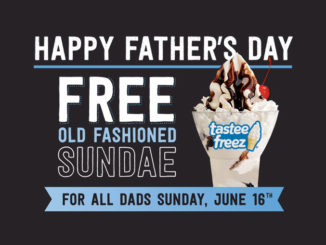 Wienerschnitzel Offers Free Sundae For All Dads On June 16, 2019