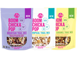 Angie's Boomchickapop Launches New Line Of Trail Mix