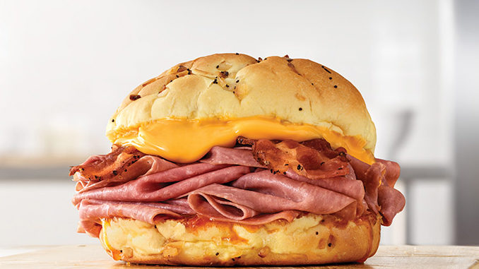 Arby's Welcomes Back The Bacon Beef 'N Cheddar Sandwich