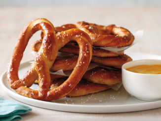 Buy One, Get One Free Pretzel At Auntie Anne's From July 26 To July 28, 2019