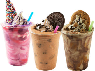 Carvel Introduces 3 New Boss Shakes