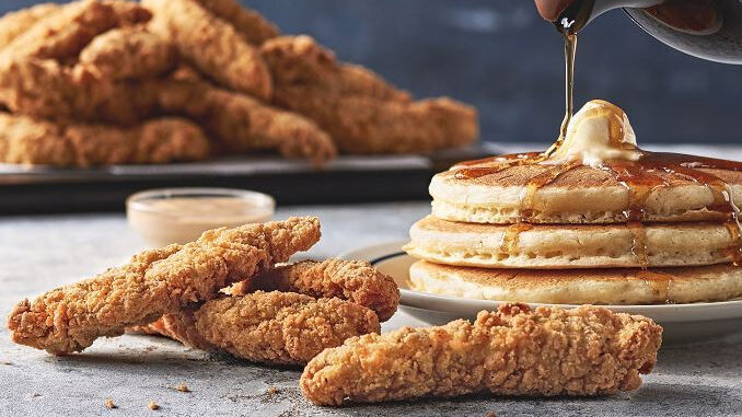 IHOP Introduces New Buttermilk Crispy Chicken As Part Of Expanded All-Day Menu