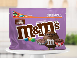 M&M's Teases With New Fudge Brownie Flavor Reveal