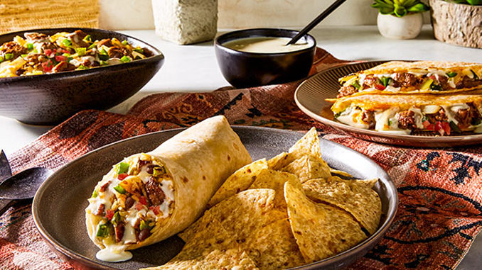Moe's Southwest Grill Introduces New Steak 'N' Queso Lineup