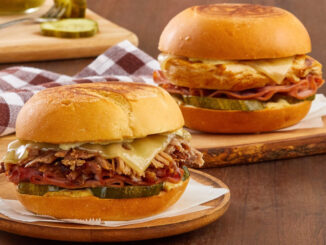 Pollo Tropical Adds 2 New Cuban Sandwiches And New Honey Lime Chopped Salad