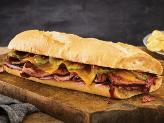 Quiznos Reveals New Pit-smoked Brisket Sandwich Alongside 3 New Chef-Inspired Salads