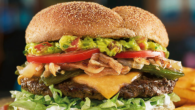 Red Robin Debuts New Livin' Fajita Loca Burger As Part Of Ongoing Burger Masters Series