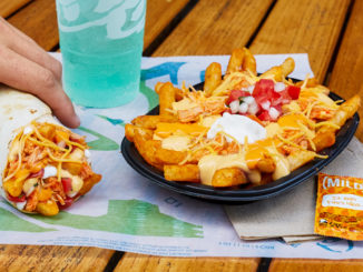 Taco Bell Testing New Buffalo Chicken Nacho Fries And New Loaded Taco Fries