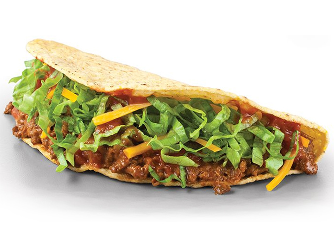 69-Cent Tacos At Taco John's On August 13, 2019