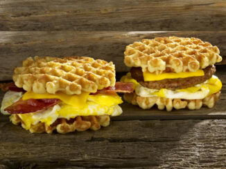 Buy One, Get One Free Waffle Slider At White Castle On August 24, 2019