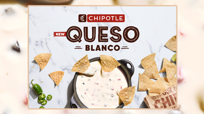 Chipotle Is Testing New Queso Blanco In These 3 Markets
