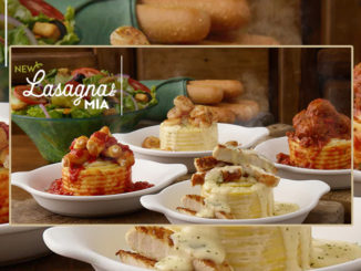 Create Your Own Lasagna Mia Is Back At Olive Garden For A Limited Time