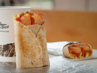 Del Taco Introduces New Breakfast Toasted Wrap