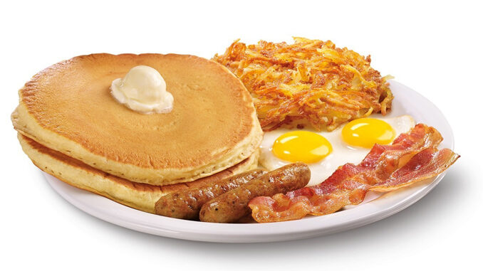 Denny's Welcomes Back $5.99 Super Slam Alongside New Bourbon-Infused Dishes