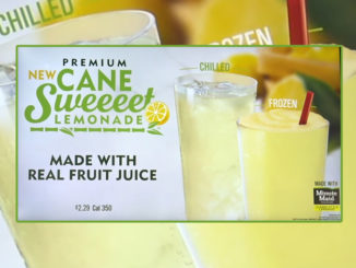 New Frozen Cane Sweeeet Lemonade Spotted At Popeyes