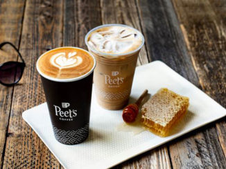 New Honey Harvest Latte Debuts At Peet's Coffee As Part Of New 2019 Fall Lineup