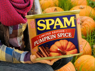 New Pumpkin Spice Spam Is A Real Thing And Here's What You Need To Know To Get It