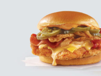 New Spicy Bacon Jalapeño Chicken Sandwich Joins The Menu At Wendy's