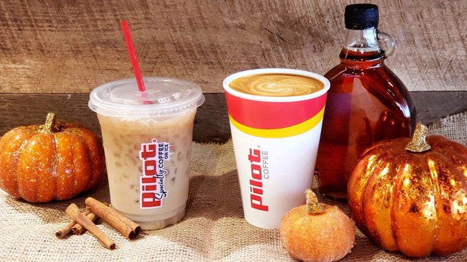 Pilot Flying J Unveils New Pumpkin Maple Cappuccino And New Cinnamon Spice Cold Brew