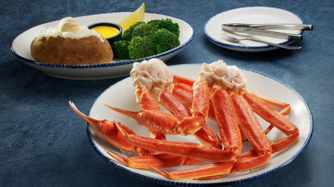 Red Lobster Puts Together New 2019 Summer Crabfest Deals