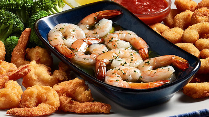 Red Lobster Set To Welcome Back Endless Shrimp Event On September 2, 2019
