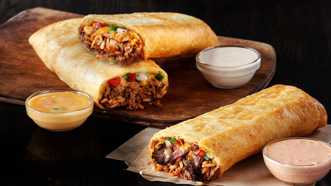 Taco Bueno Welcomes Back New-And-Improved Dunked Chimichangas