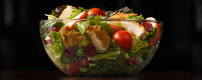 The Manhattan Salad from France