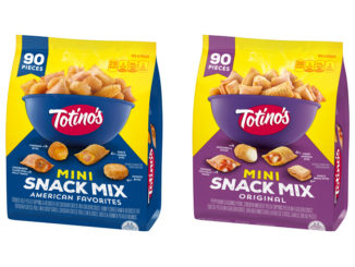 Totino's Introduces New Mini Snack Mix