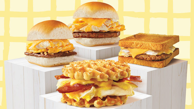 White Castle Puts Together 2 For $3 Breakfast Sliders Deal Through November 3, 2019