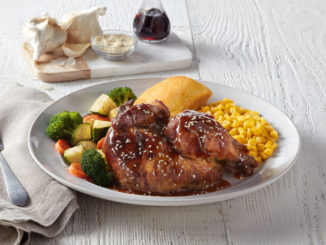 Boston Market Introduces New Sesame Style Chicken As Part Of Fall 2019 Menu