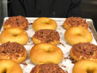 Einstein Bros. Welcomes Back Pumpkin Bagels For Fall 2019