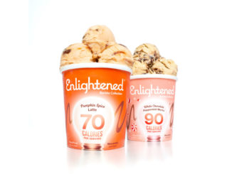 Enlightened Ice Cream Welcomes Back Its Seasonal Barista Collection