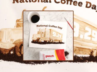 Free Coffee At Pilot Flying J On September 29, 2019