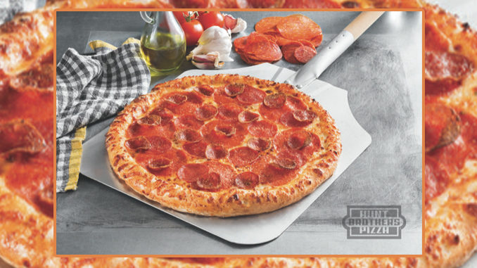 Hunt Brothers Set To Welcome Back Pepperoni Trio Pizza On October 21, 2019