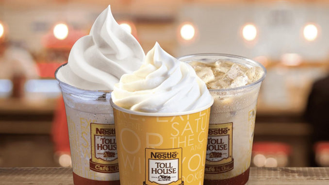 Nestlé Toll House Café Debuts New Gingerbread Coffee Beverages