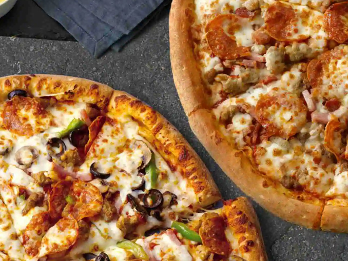 Papa John S Introduces 12 Large Works Or Meats Pizza Deal Chew Boom