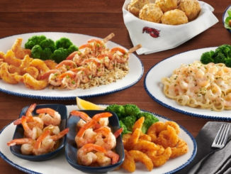 Red Lobster Introduces New New Crispy Sriracha Honey Shrimp As Part Of Returning Endless Shrimp Promotion