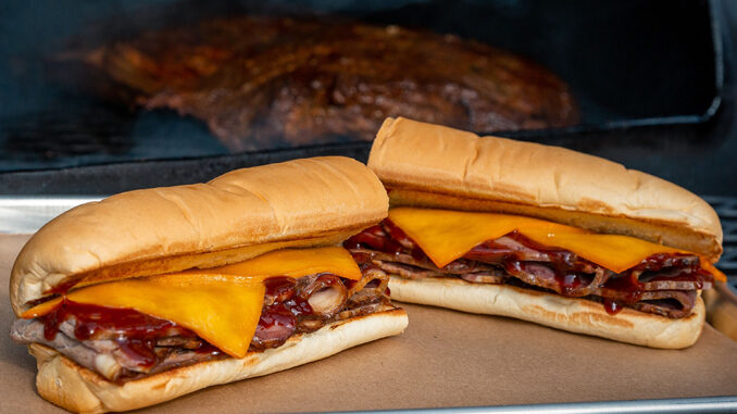 Subway Introduces New Naturally Pit-Smoked Brisket Sandwich