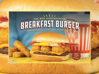 Whataburger Introduces New Breakfast Burger