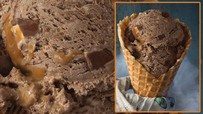 Candy Mashup Is The Baskin-Robbins Flavor Of The Month For October 2019