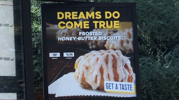 Church's Introduces New Frosted Honey-Butter Biscuits