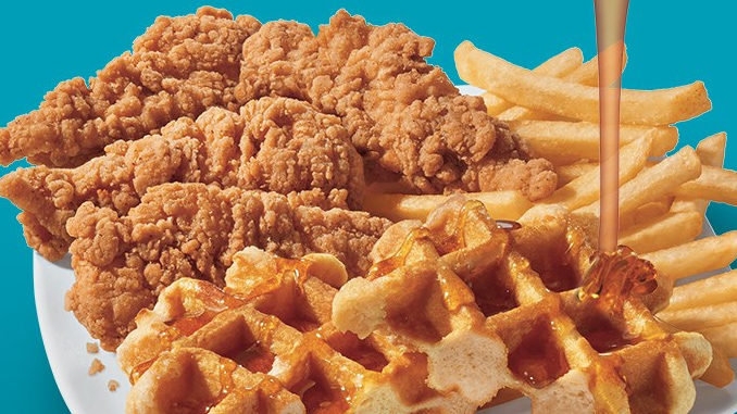 Dairy Queen Brings Back Chicken And Waffles